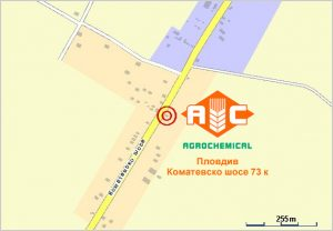 Agrochemical Map